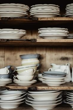Rustic dishes. Food Photography. Aleksandra Olejnik